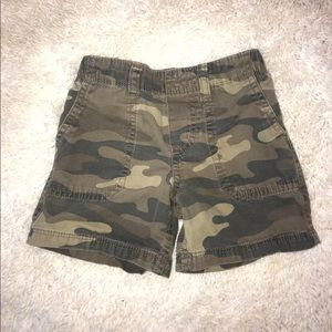 Carter Army shorts